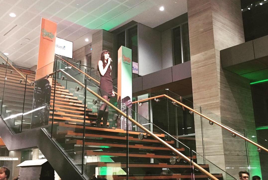 Ashley Janssen Speaking at Launch Party.jpg